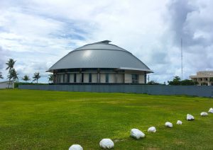 Photo of office in Samoa